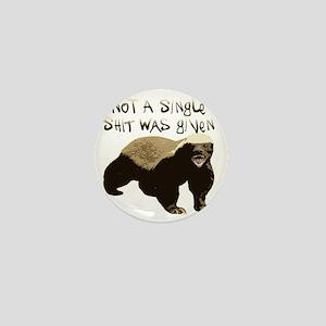 badger Mini Button