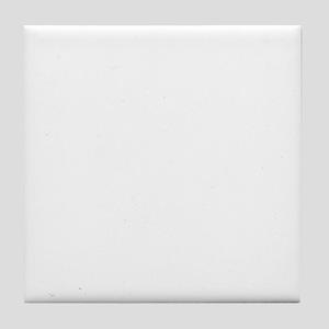 alignment_white Tile Coaster
