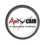 Anti-CAIR Wall Clock