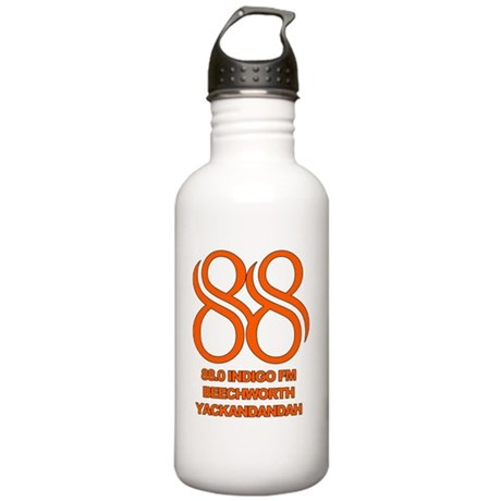 88clearbackground Stainless Water Bottle 1.0L