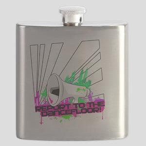 REPORT TO THE DANCEFLOOR Flask