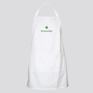 """""""Shamrock - Kennedy"""" BBQ Apron"""