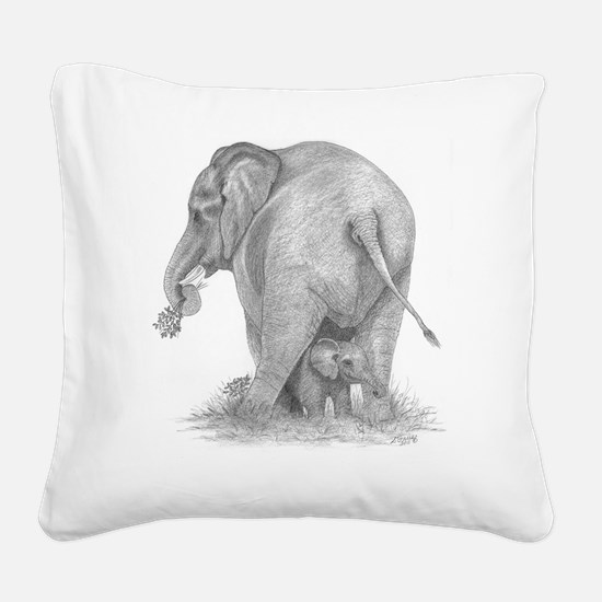 mudjie 6-16%0001 COPY 2 Square Canvas Pillow
