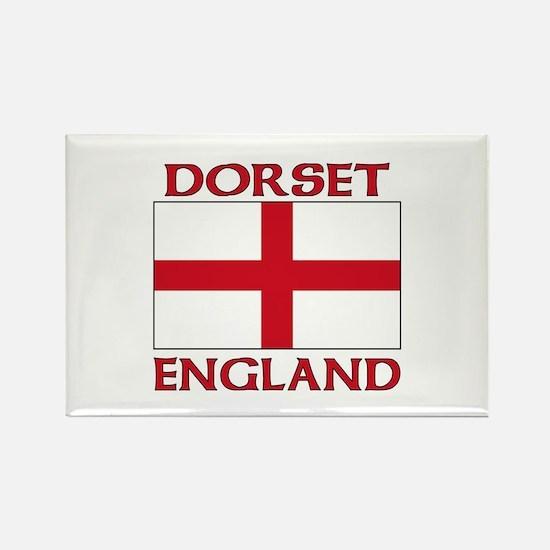 Cute Dorset england Rectangle Magnet