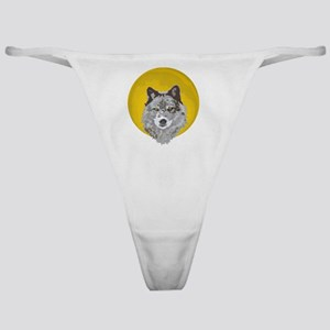 Wolf Moon Classic Thong
