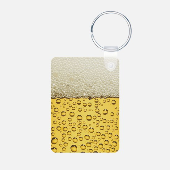 Beer Bubbles Keychains