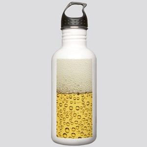 Beer Bubbles Stainless Water Bottle 1.0L