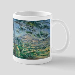 Mont Sainte-Victoire - Paul Cezanne - c1887 11 oz