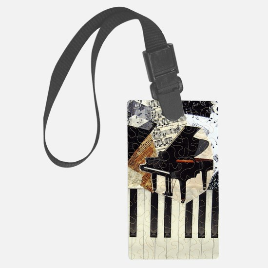 Piano9x7 Luggage Tag