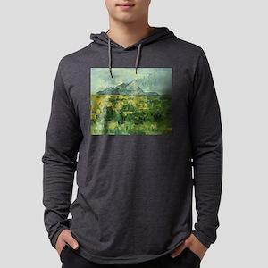 Mont Sainte-Victoire 2 - Paul Cezanne - c1904 Mens