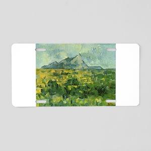 Mont Sainte-Victoire 2 - Paul Cezanne - c1904 Alum