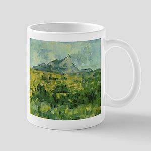 Mont Sainte-Victoire 2 - Paul Cezanne - c1904 11 o