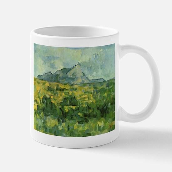 Mont Sainte-Victoire 2 - Paul Cezanne - c1904 Mug