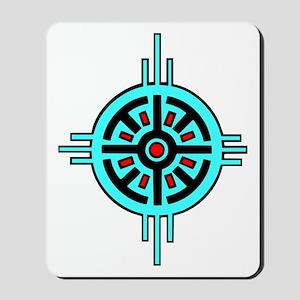 Medicine Wheel Mousepad