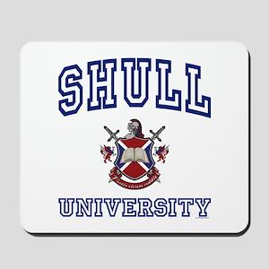 SHULL University Mousepad