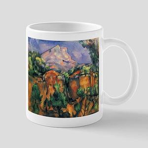 Montagne Sainte-Victoire - Paul Cezanne - c1897 11
