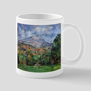Montagne Sainte-Victoire - Paul Cezanne - c1888 11