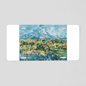 Montagne Sainte-Victoire - Paul Cezanne - c1904 Al