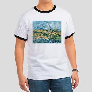 Montagne Sainte-Victoire - Paul Cezanne - c1904 Ri