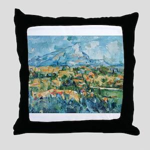 Montagne Sainte-Victoire - Paul Cezanne - c1904 Th