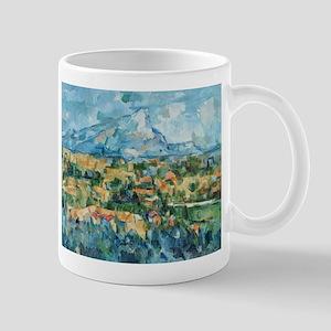Montagne Sainte-Victoire - Paul Cezanne - c1904 11