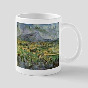 Montagne Sainte-Victoire 2 - Paul Cezanne - c1904