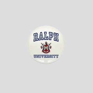 RALPH University Mini Button