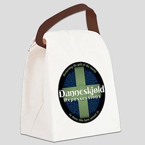 Danneskjold Repossessions Shield Canvas Lunch Bag