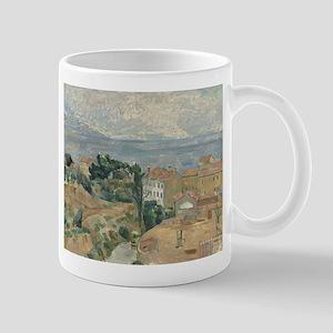 Overlooking L'Estaque - Paul Cezanne - c1882 11 oz