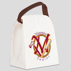 Indios Mayagüez_logo_finalf Canvas Lunch Bag