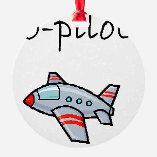 co-pilot Ornament
