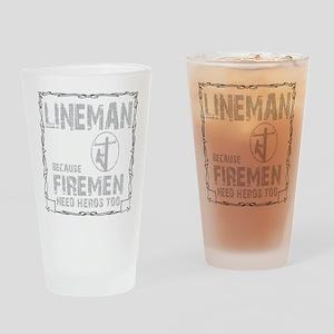 lineman because 1 Drinking Glass