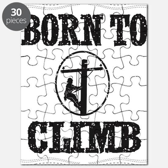 born to climb 1 Puzzle