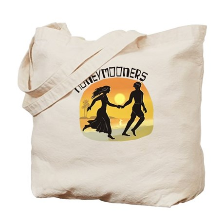 Lovers & Honeymooners Tote Bag