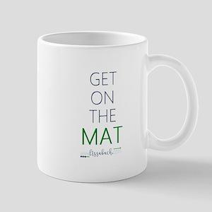 Get on the Mat Mugs