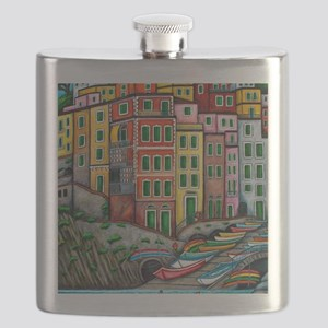 RiomaggioreProPicHS-AR Flask