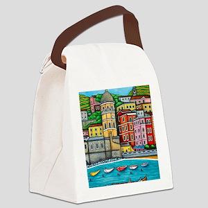 Vernazza-HSPropicAR Canvas Lunch Bag