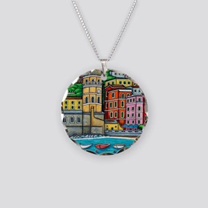 Vernazza-HSPropicAR Necklace Circle Charm
