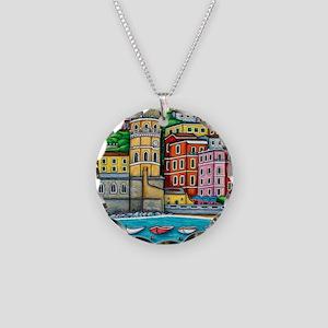 Vernazza-HSPropicAR Necklace Circle Charm