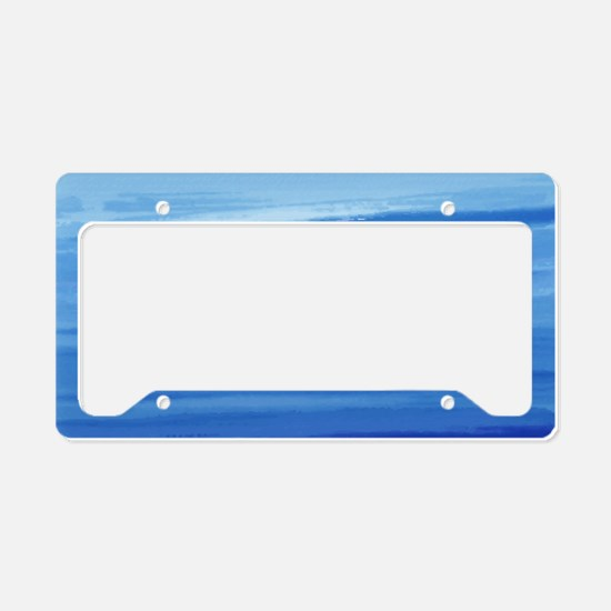 oceanlayers-CoinPurse_front License Plate Holder