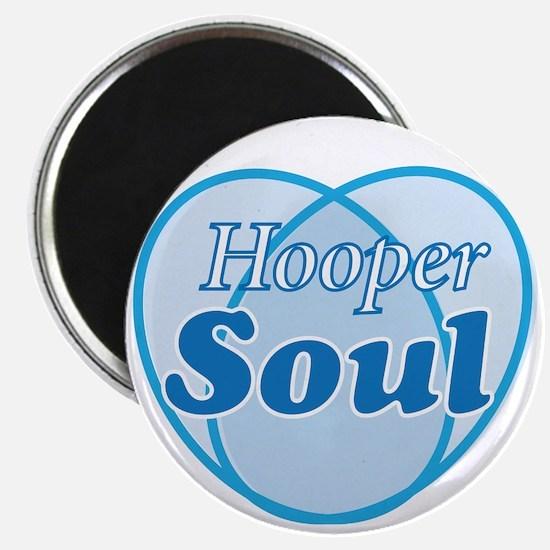 Hooper Soul Blue Magnet
