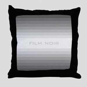 film noir ipad Throw Pillow