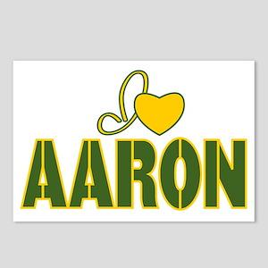 aaron Postcards (Package of 8)