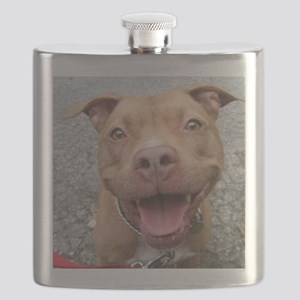 Bailey Smiley-Card Flask