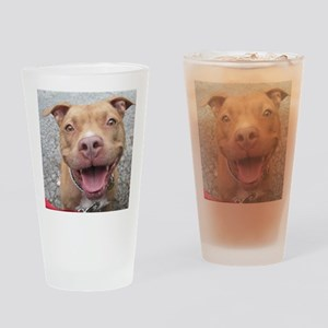 Bailey Smiley-Card Drinking Glass