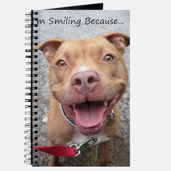 Bailey Smiley-Card Journal