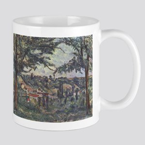 scenery - Paul Cezanne - c1879 11 oz Ceramic Mug