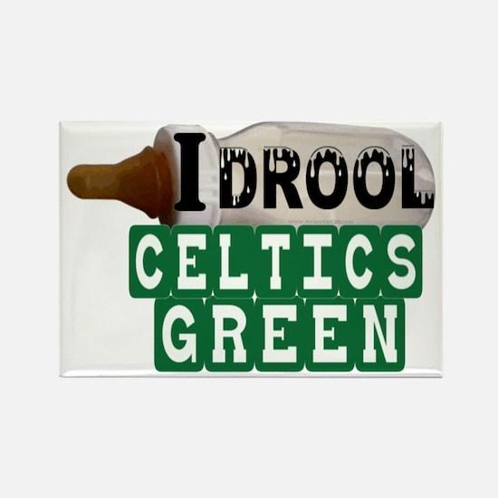 celtic green.gif Rectangle Magnet