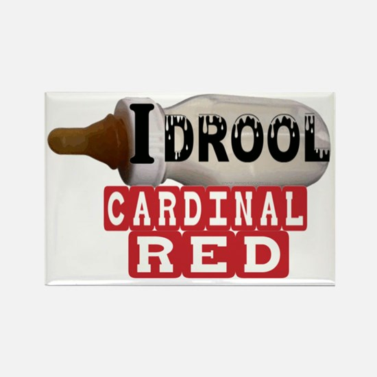 cardinal red.gif Rectangle Magnet