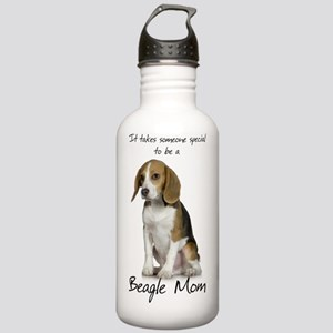 Beagle Mom Kindle Stainless Water Bottle 1.0L